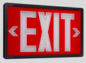 Tritium Phosphor exit sign